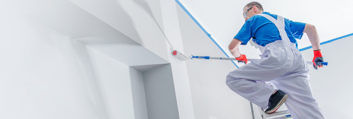 Painting and decorating at JPS Property Maintenance Services